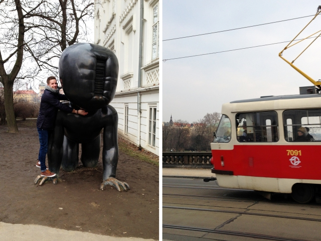 Paul & Tram