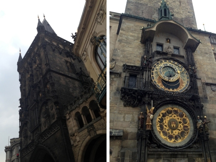 Powder Gate & Orloj