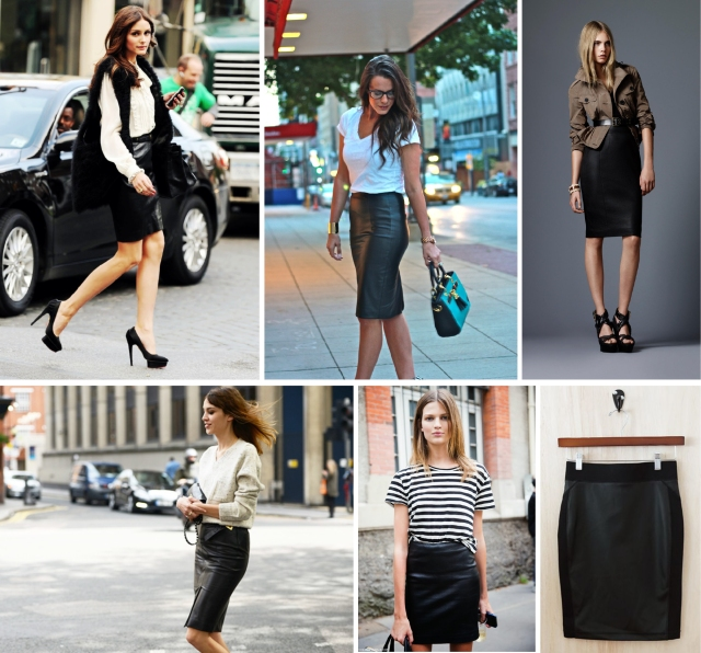 Pencil Skirts