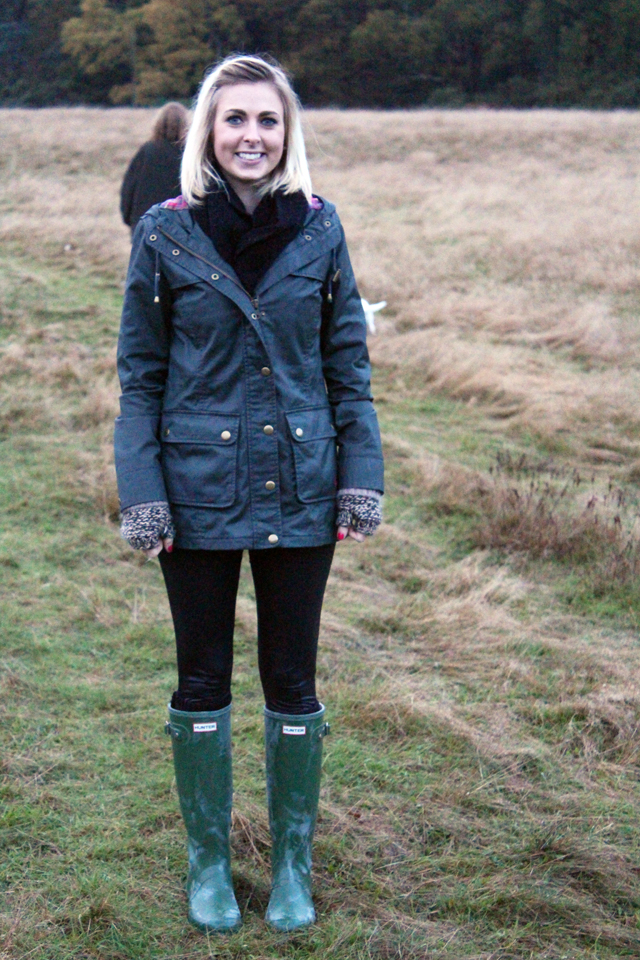 Women Wearing Jeans And Wellies Bing Images